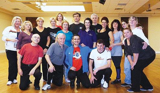 rekreativna folklorna grupa Oplenaca